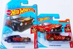 Galaxie Maverick Lamborghini Hot Wheels Lote 1