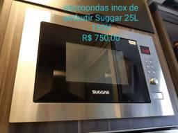 Microondas de embutir Suggar 25L 110V