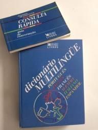 Dicionário Multilíngüe + Consulta Rápida Guia de Conversação- Reader's Digest
