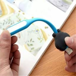 Mini lanterna USB desenho