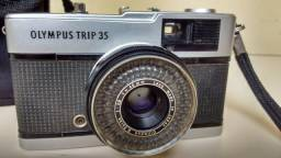 Máquina Fotográfica Olymps Trip 35
