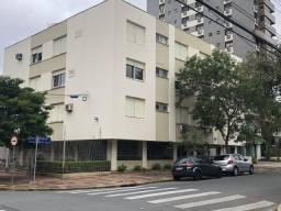 Apartamento 2 dormitórios, de frente, suíte, home-office + garagem fechada Menino Deus