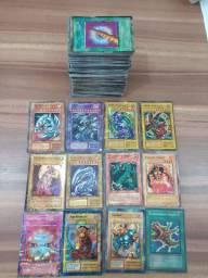 Lote 505 cartas do Yu-Gi-Oh Réplicas