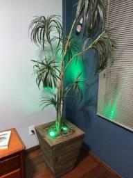 Árvore Artificial 2 Metros + Cachepot
