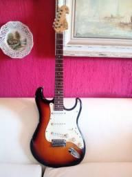 Guitarra stratocaster Tagima T 735 muito nova regulada por luthier