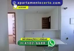 Minha Casa Minha Vida Messejana em promoção | Parque Donatello | Apartamentos 2 Quartos