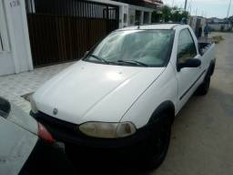Fiat Strada 2002 Branca