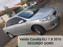 Corolla GLI 1.8 2010