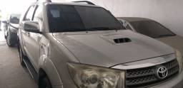 Toyota Hilux SW 4 2010 BLINDADA