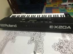 Teclado E-X20A