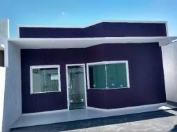 Casas prontas para morar, 2 quartos, quintal, via pública. Col Santo Antônio