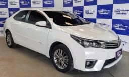 Toyota Corolla XEI 2.0 at flex 2017 a partir de mil reais de entrada, falar com IGOR