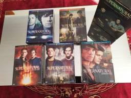 Supernatural BOX - 5 temporadas
