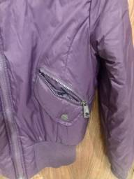 Vendo jaqueta em nylon