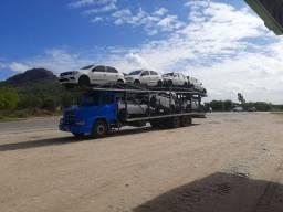 Gaiola cegonha Mercedes 1218R