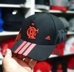 Bonés do Flamengo CRF 1° Linha
