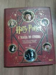 Livro Harry Potter para colecionador