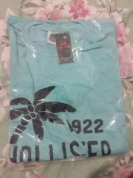 Camisa Hollister G