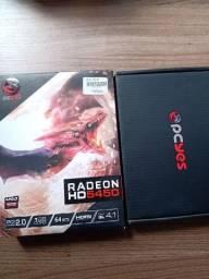 Placa de video Radeon AMD