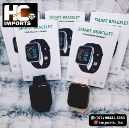 Smart Wacth Y68/ D20 - IP67 - Relógio Inteligente *Produto Novo*