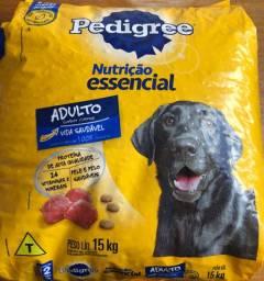 Ração para cachorro 15kg
