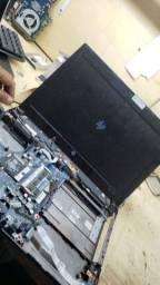 Consertos de notebook em Geral