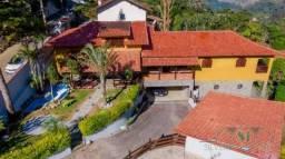 Casa à venda com 4 dormitórios em Vale dos esquilos, Petrópolis cod:2304