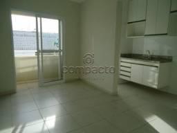 Apartamento para alugar com 1 dormitórios em Vila ercilia, Sao jose do rio preto cod:L1605