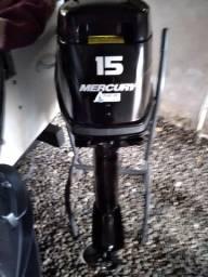 Motor 15hp mercury