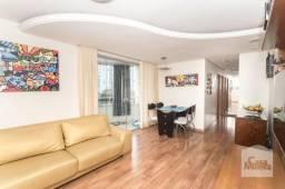 Apartamento à venda com 3 dormitórios em Silveira, Belo horizonte cod:268955