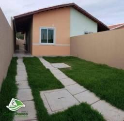 Casa com 2 dormitórios à venda, 70 m² por R$ 105.000,00 - Gereraú - Itaitinga/CE