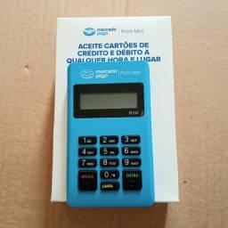 Maquininha de cartão point mini passa debito e credito