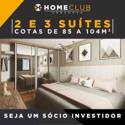 Cota para investidores - Urbanova - 3 dorms - SCP