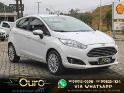 Ford Fiesta TIT.TIT.Plus 1.6 Aut. *Carro Impecável* Super Oferta