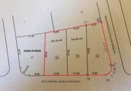 Oportunidade: Ótima Área de esquina com 1041,68 m² próxima a Ical em São José da Lapa - Ve