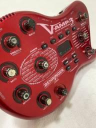 Amplificador - Pedaleira - Pedal