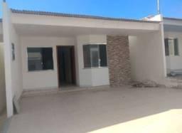 Casa nova, 2 quartos, 2 vagas, residencial fechado pertinho do vianorte
