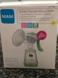 Bomba Tira-leite da MAM (manual)