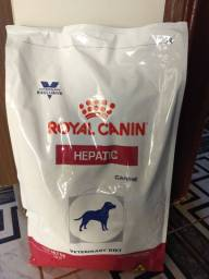 Ração Royal Canin Hepatic 10,1 kg.