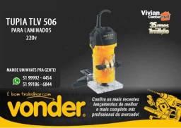 Tupia para laminados TLV 506 127 ou 220 V - Vonder