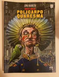 Livro Triste Fim De Policarpo Quaresma