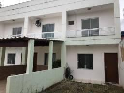 Casa duplex com 2 quartos em condomínio no bairro Leandro