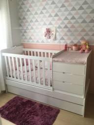 Berço Multifuncional Cléo - Marca Carolina Baby