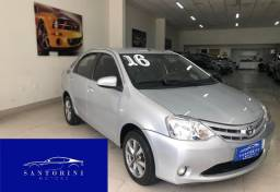 Toyota Etios Sedã 1.5 2016