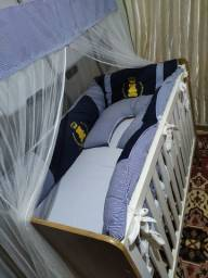 Berço-cama completo R$430