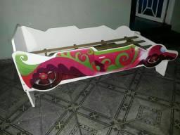 Cama infantil MDF