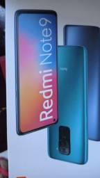 Redmi note 9 da xiaomi com dois meses de uso.