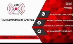 Instaladora de Antenas DM
