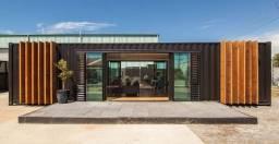 Casa container 60m² Promoção