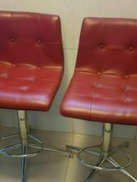 Banquetas / cadeiras